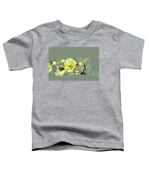 Lily Pads - Deconstructed Toddler T-Shirt