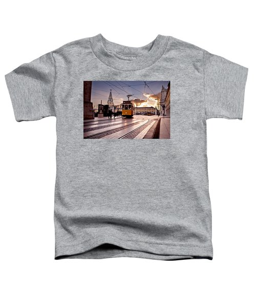 Lisbon Light Toddler T-Shirt