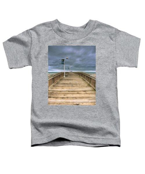 Little Island Pier Toddler T-Shirt