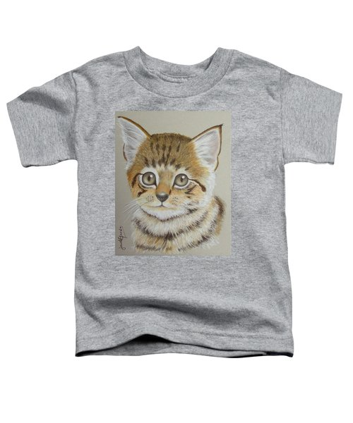 Little Kitty Toddler T-Shirt