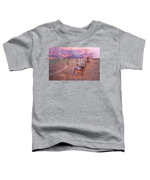 Live Life Toddler T-Shirt