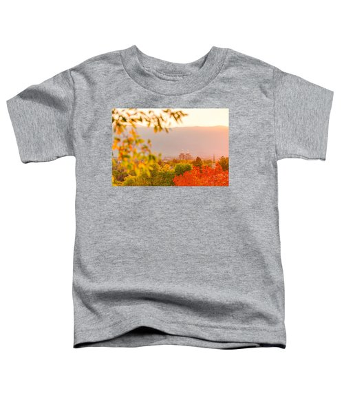Logan Temple Toddler T-Shirt