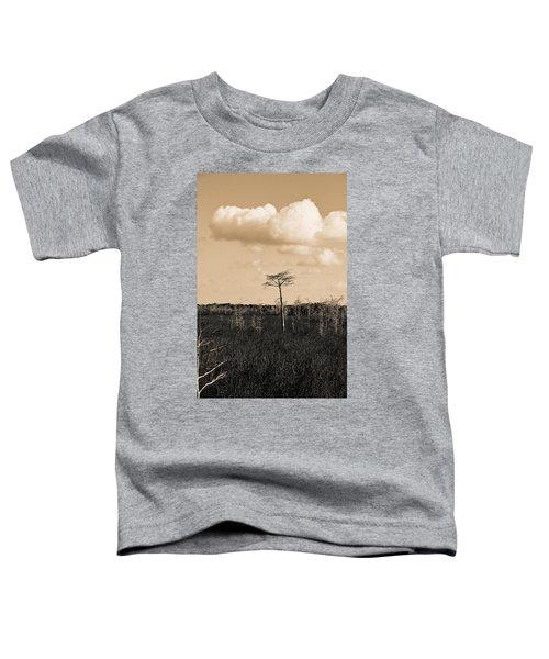 lone cypress III Toddler T-Shirt