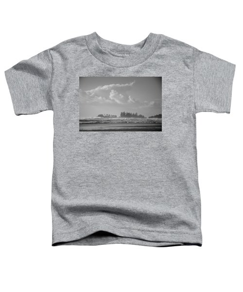 Long Beach Landscape  Toddler T-Shirt