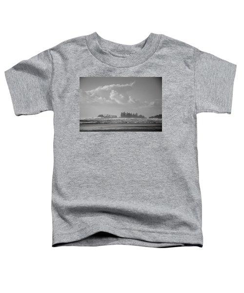 Long Beach Landscape  Toddler T-Shirt