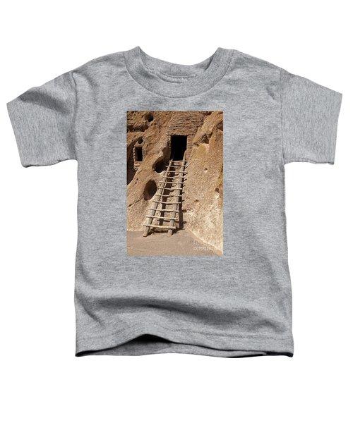 Long House Front Door Bandelier National Monument Toddler T-Shirt