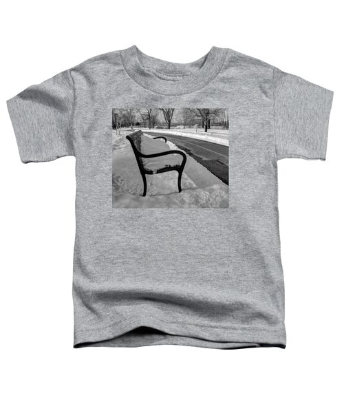 Longing For Spring Toddler T-Shirt