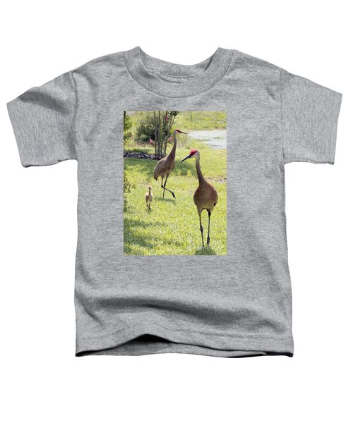 Looking For A Handout Toddler T-Shirt