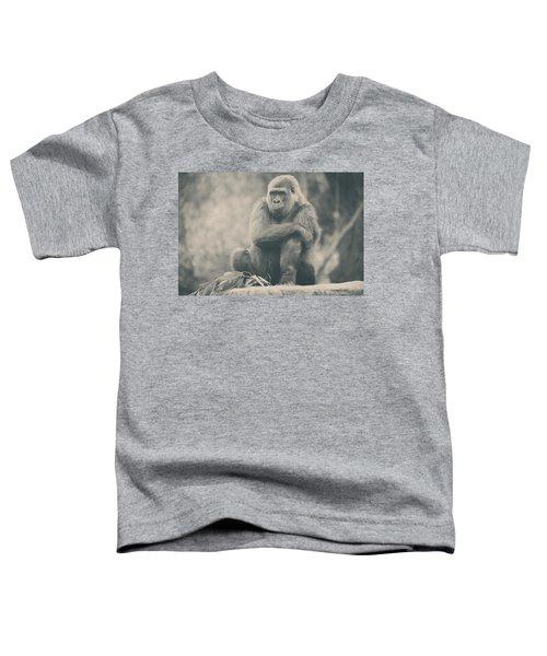 Looking So Sad Toddler T-Shirt