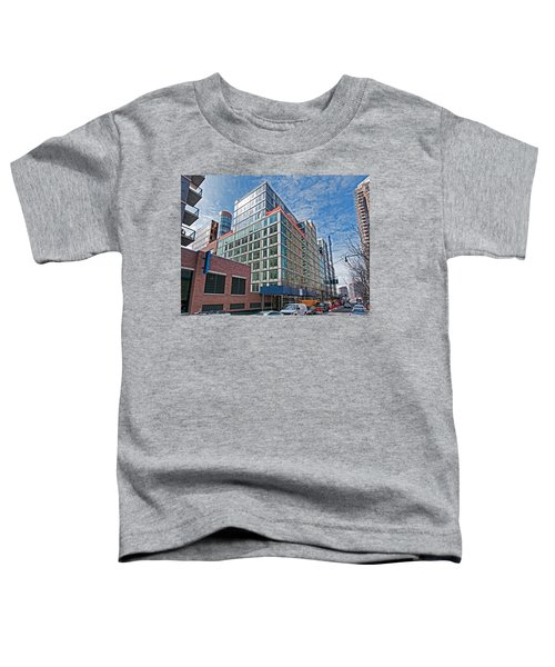 Looking West Toddler T-Shirt