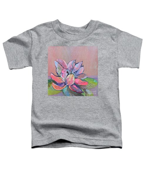 Lotus Iv Toddler T-Shirt
