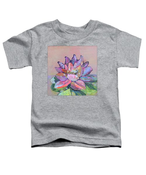 Lotus V Toddler T-Shirt