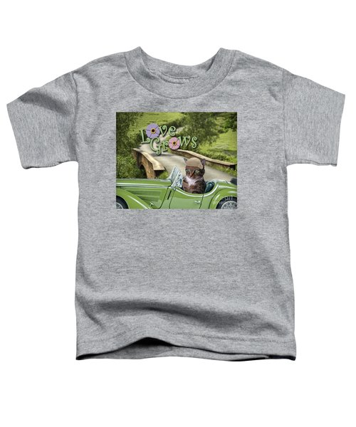Love Grows Toddler T-Shirt