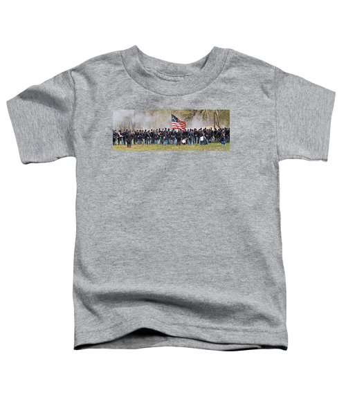 Lovely Flag Toddler T-Shirt