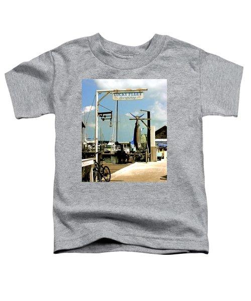 Lucky Fleet Key West  Toddler T-Shirt