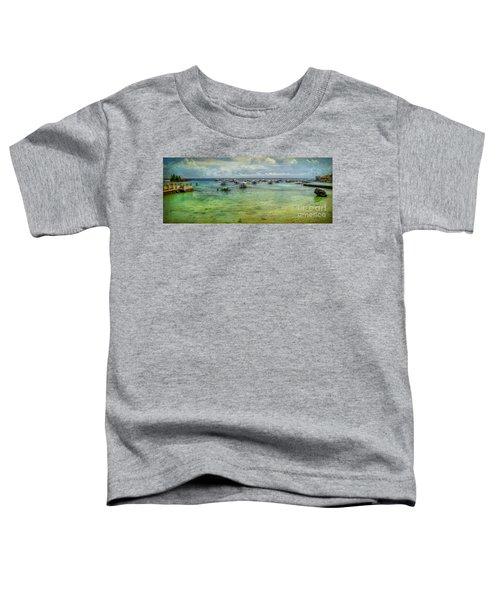 Mactan Island Bay Toddler T-Shirt