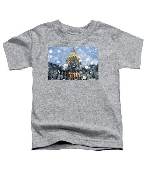 Madisonian Winter Toddler T-Shirt