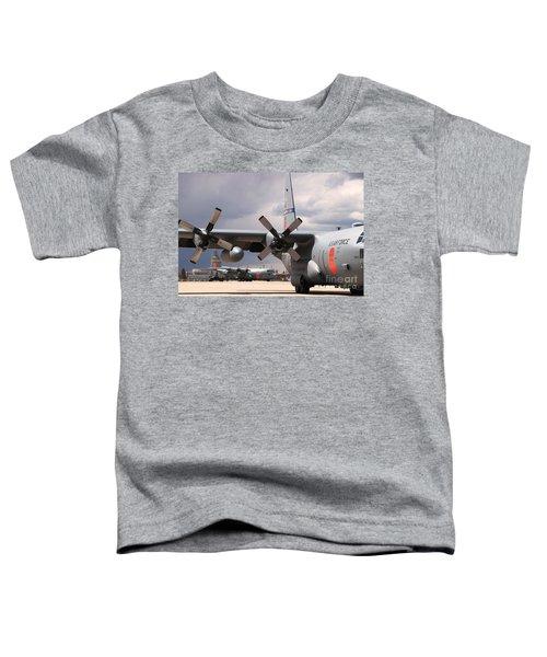 Maffs C-130s At Cheyenne Toddler T-Shirt