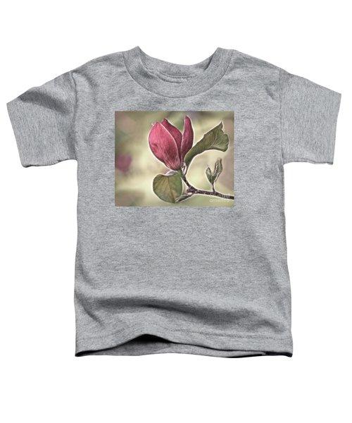 Magnolia Glow Toddler T-Shirt