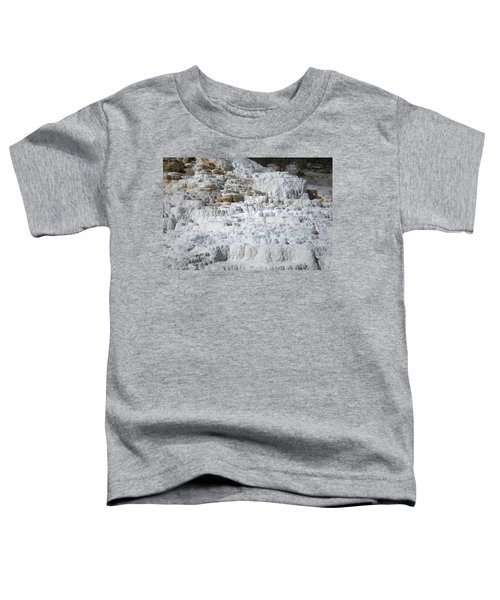 Mammoth Hotsprings 3 Toddler T-Shirt