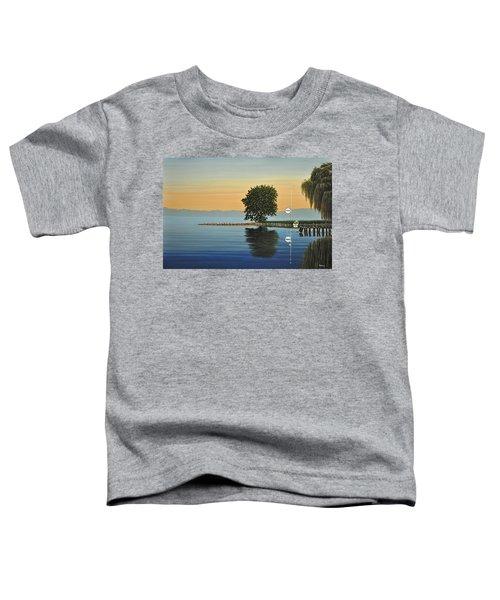 Marina Morning Toddler T-Shirt