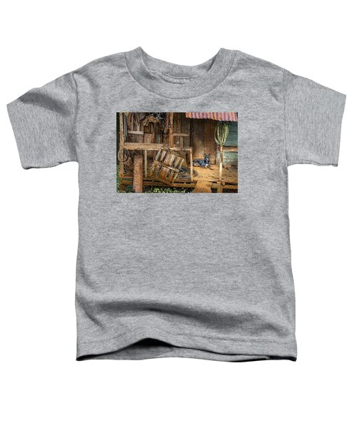 Master's Home Toddler T-Shirt