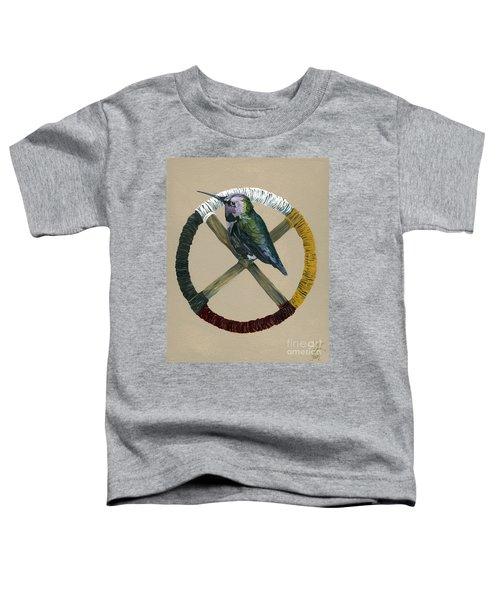 Medicine Wheel Toddler T-Shirt