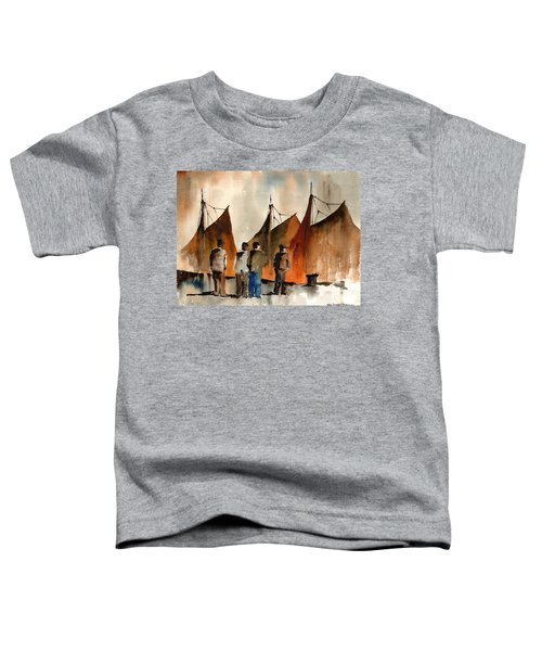 Men Looking At Hookers  Galway Toddler T-Shirt