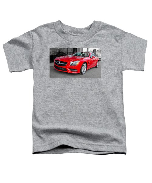 Mercedes Sl550   7d01718 Toddler T-Shirt