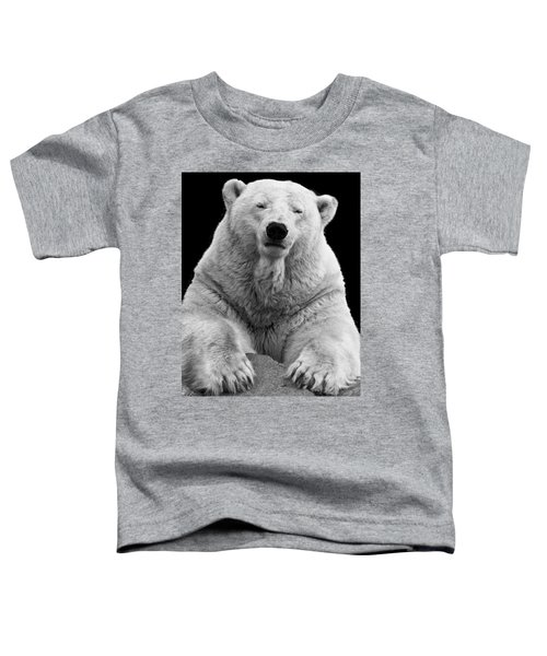 Mercedes The Polar Bear Toddler T-Shirt
