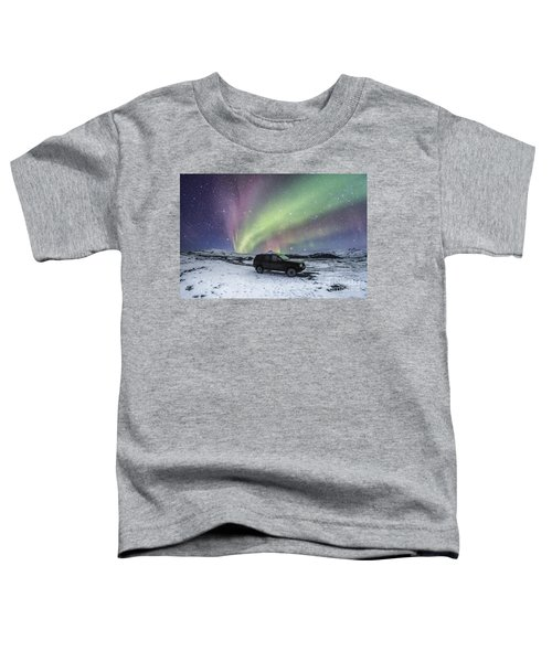 Midnight Rider Toddler T-Shirt