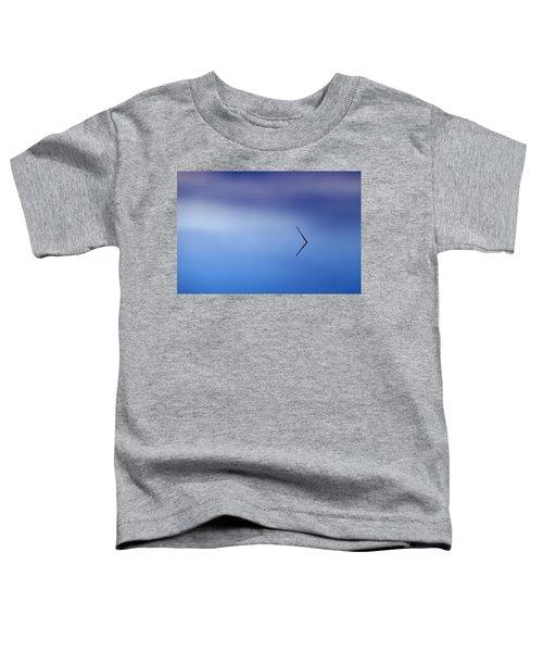 Minimalistic Toddler T-Shirt