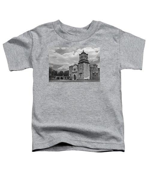 Mission San Jose Bw Toddler T-Shirt