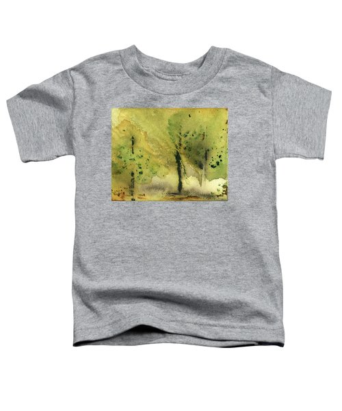 Mist And Morning Toddler T-Shirt