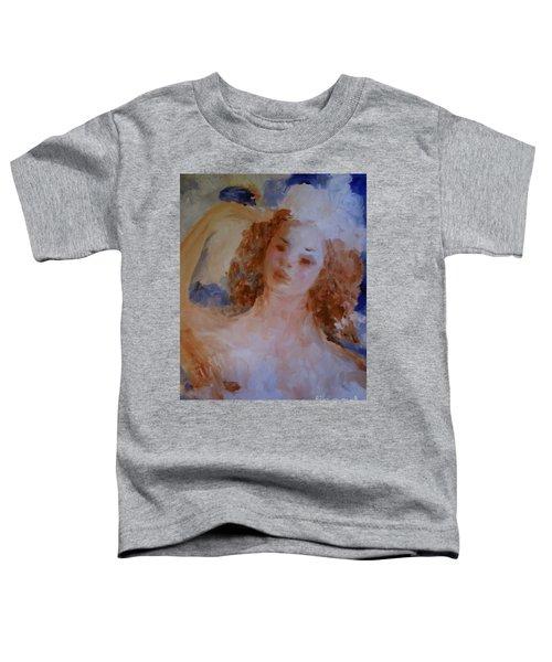 Mom Near Jupiter Toddler T-Shirt