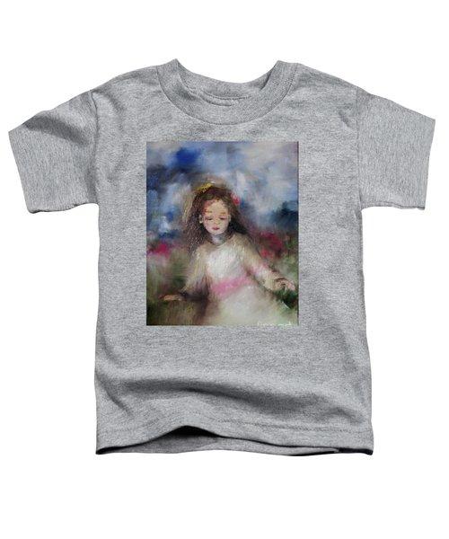 Mommy's Little Girl Toddler T-Shirt