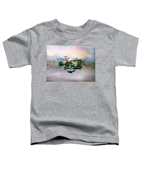 Monet Lilies  Toddler T-Shirt