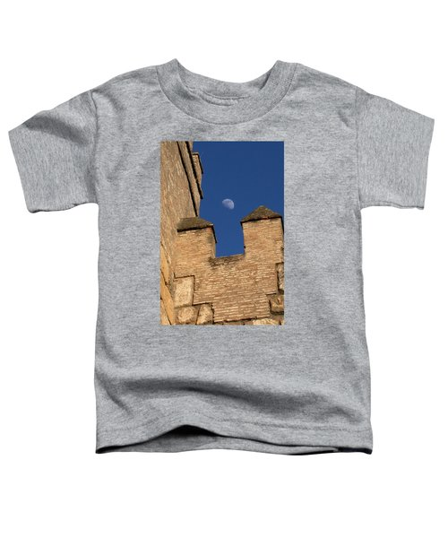 Moon Over Alcazar Toddler T-Shirt