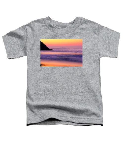 Morning Dream Singing Beach Toddler T-Shirt