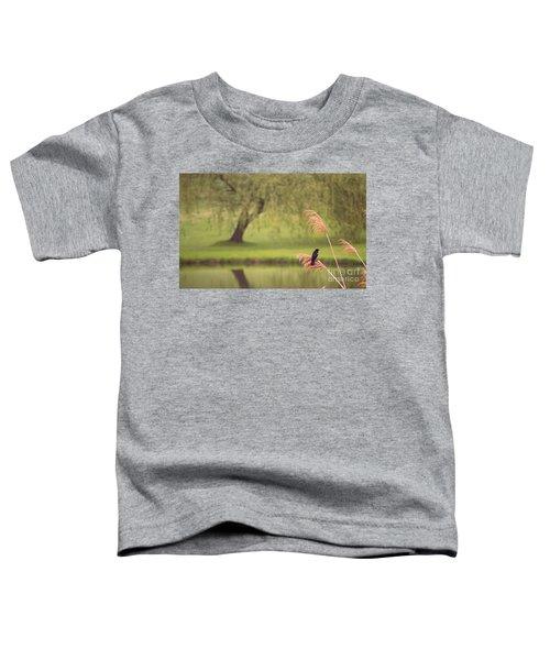 Morning Mood Toddler T-Shirt