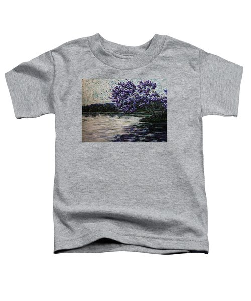 Morning Reflections Toddler T-Shirt