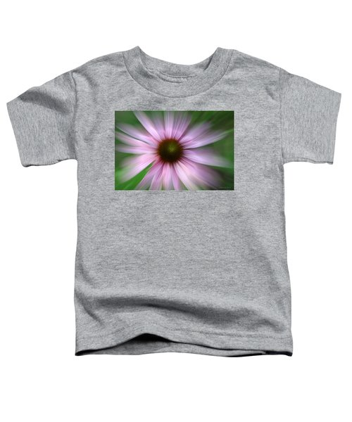 Toddler T-Shirt featuring the photograph Morning Stretch by Andrea Platt