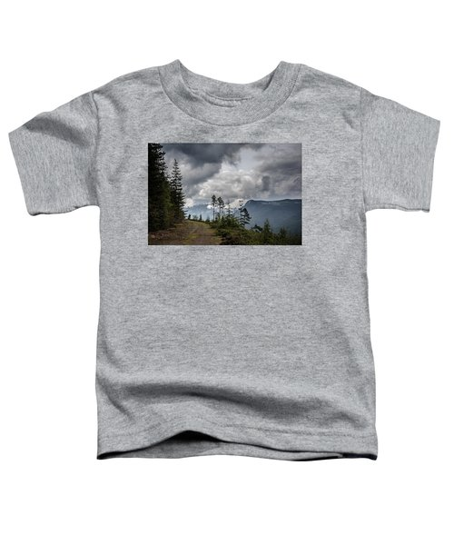 Mountain High Back Roads Toddler T-Shirt