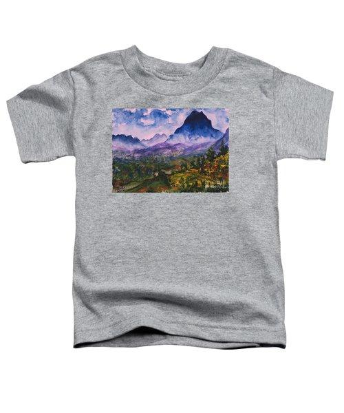 Mountains Of Pyrenees  Toddler T-Shirt