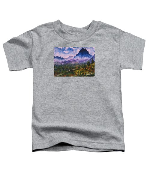 Mountains Of Pyrenees  Toddler T-Shirt