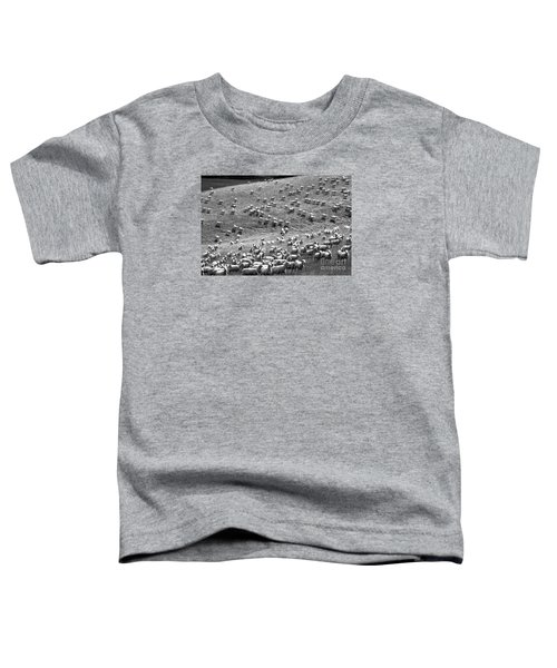 Toddler T-Shirt featuring the photograph Moving Hillside by Nareeta Martin