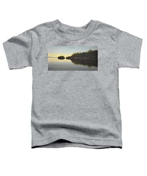 Muskoka Solitude Toddler T-Shirt