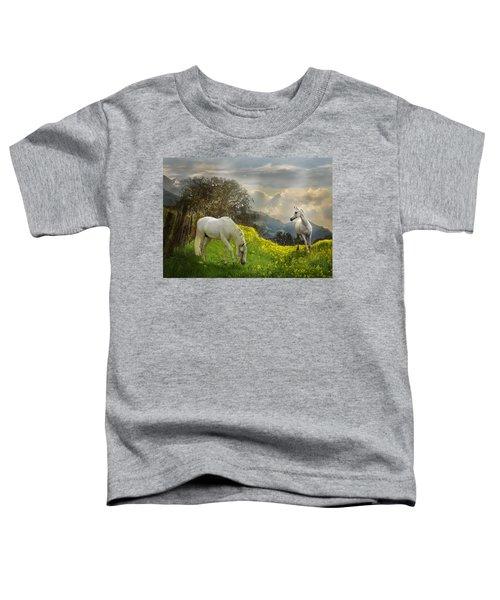 Mustard Reunion Toddler T-Shirt
