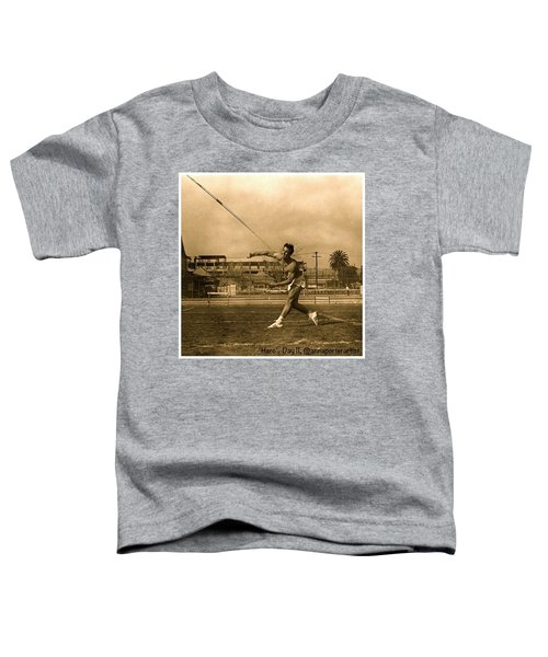 My #hero, George Porter, 1968 Toddler T-Shirt
