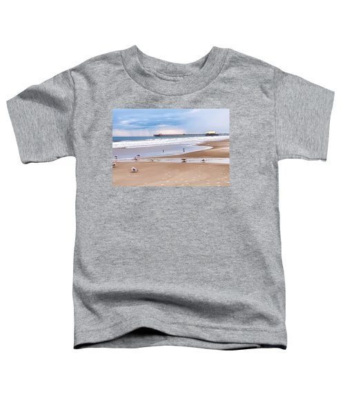 Myrtle Beach - Rainy Day Toddler T-Shirt